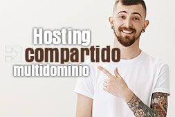 Hosting Compartido Multidominio
