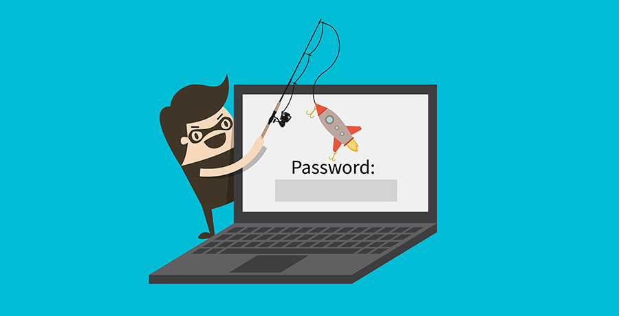 Correos marcados con alerta de suplantación de identidad: ¿Qué es phishing?