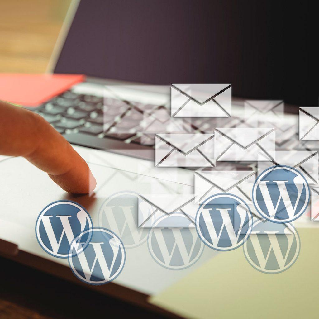 ¿Cómo corregir problema de envío de emails en sitios Web WordPress?