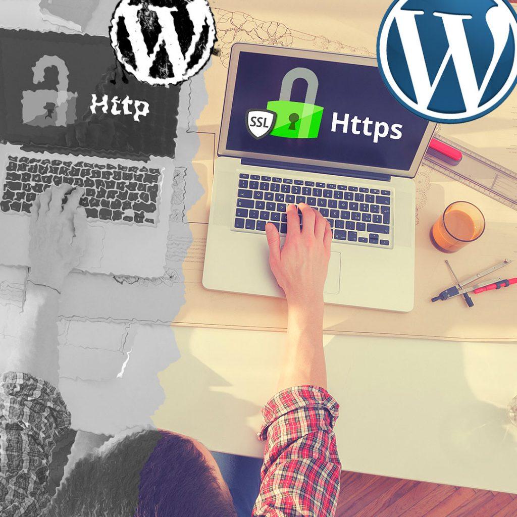 Cómo pasar de http a https con un Certificado SSL para WordPress