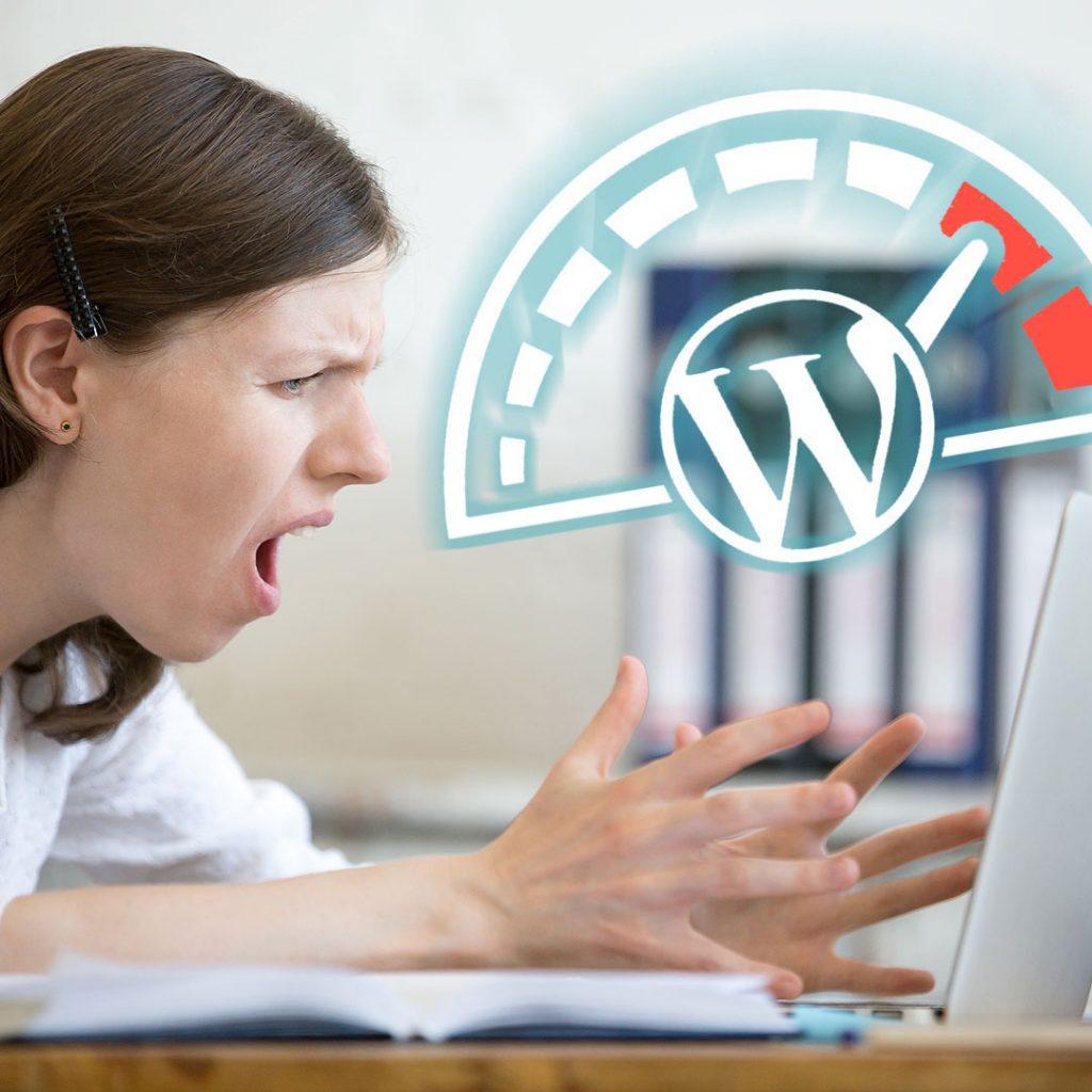 Optimizar WordPress: Cómo Hacer Que Tu Web Cargue Más Rápido