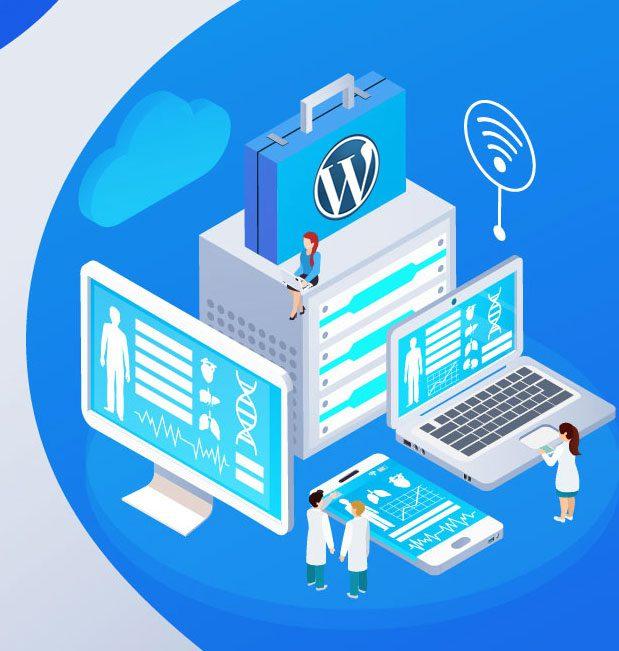 Salud del sitio de WordPress